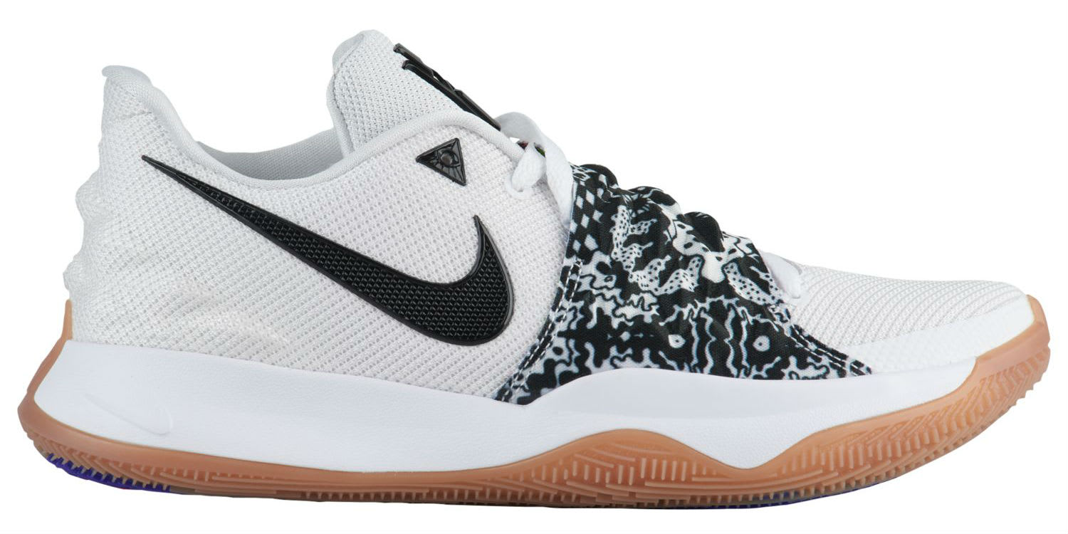 best service b24ce 4878a nike kyrie 4 all white