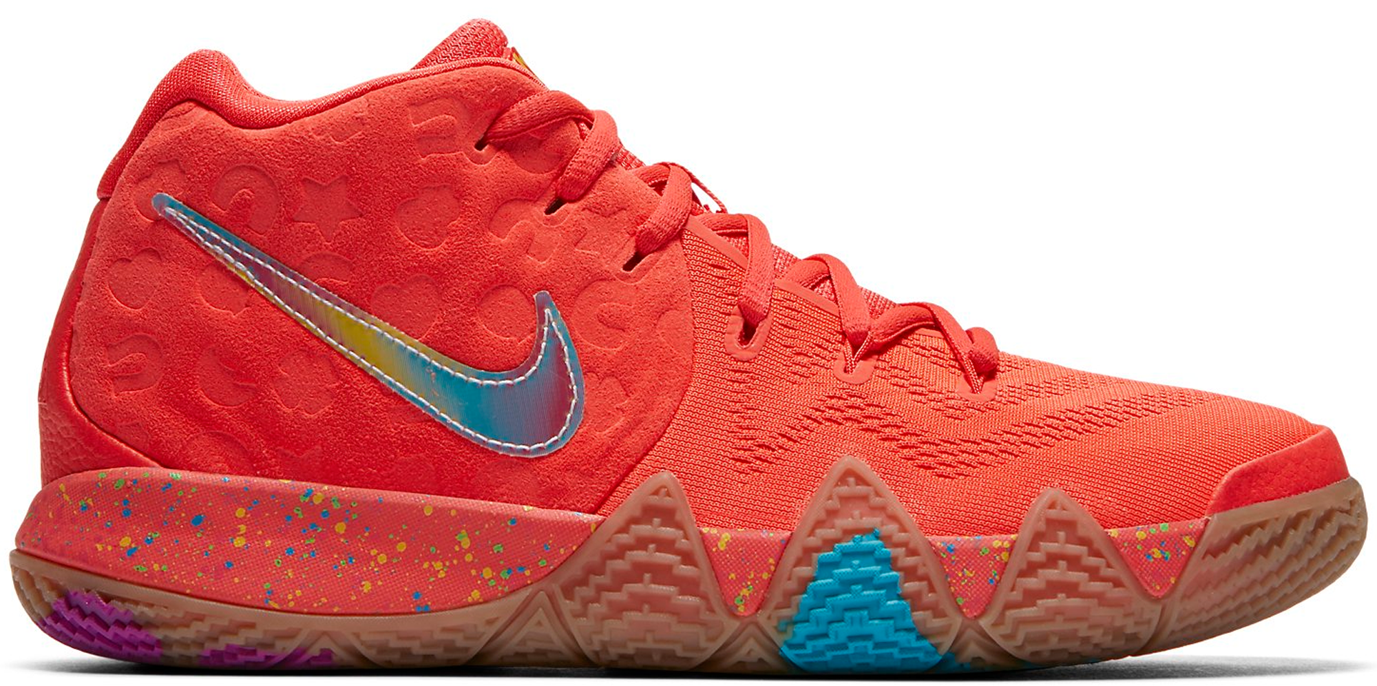 Nike Kyrie 4 Lucky Charms (GS) - BV7793-600