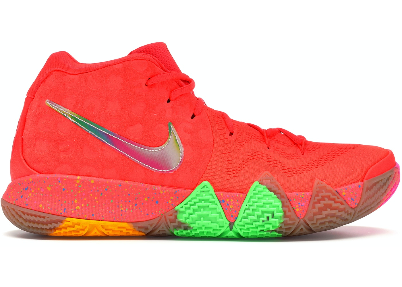 timeless design 32df0 0fc6b Kyrie 4 Lucky Charms