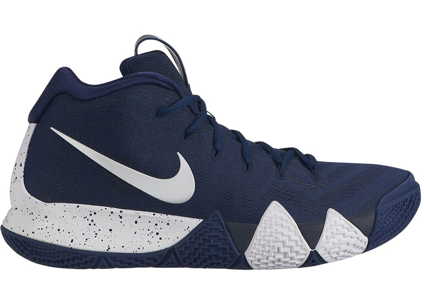 first rate fb566 70aa2 Kyrie 4 Midnight Navy