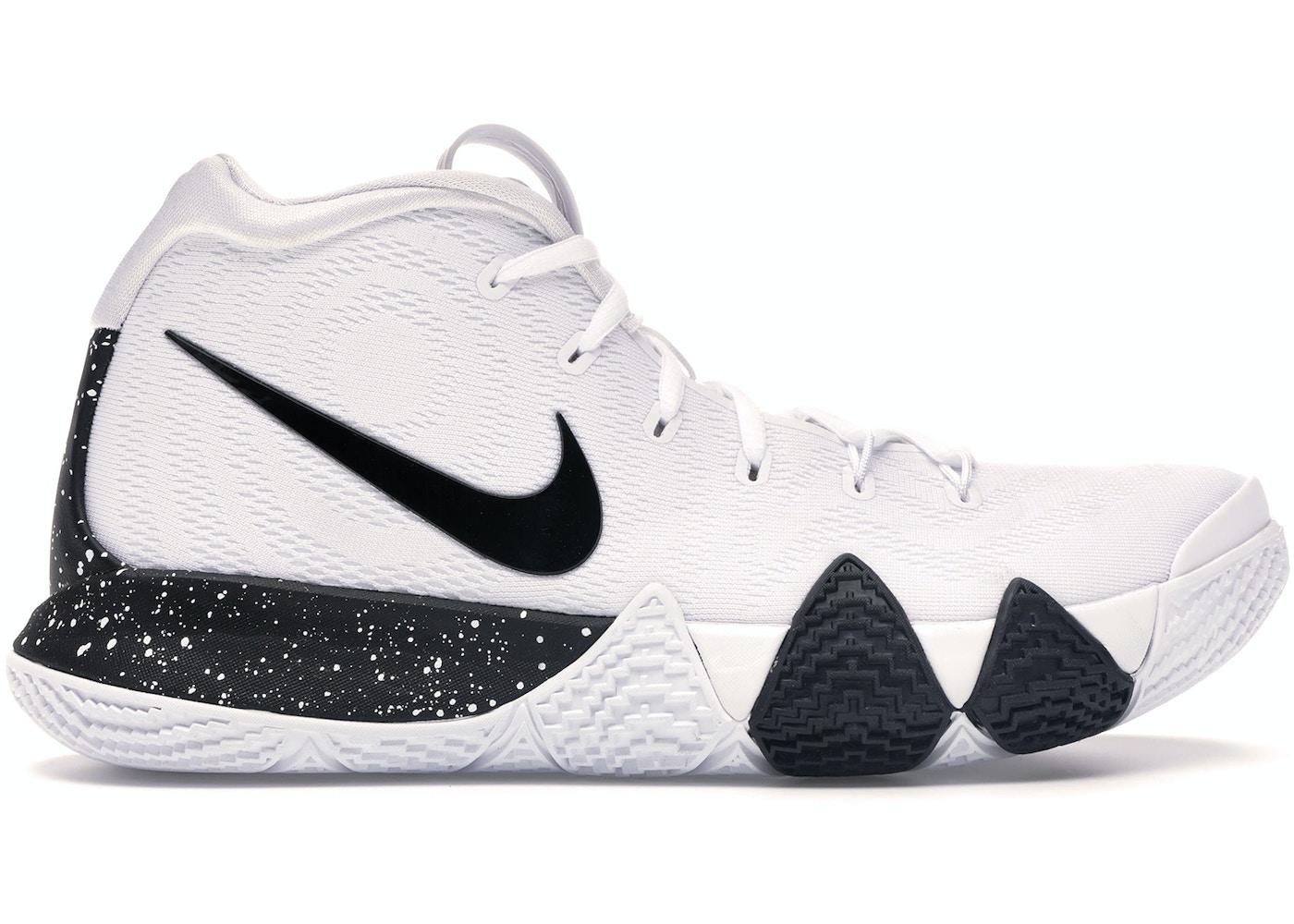 separation shoes 0c315 d77e1 Kyrie 4 White Black