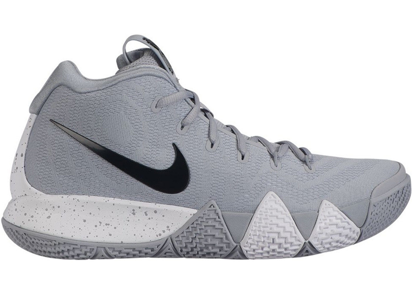 Sell. or Ask. Size 9. View All Bids. Kyrie 4 Wolf Grey b45233181