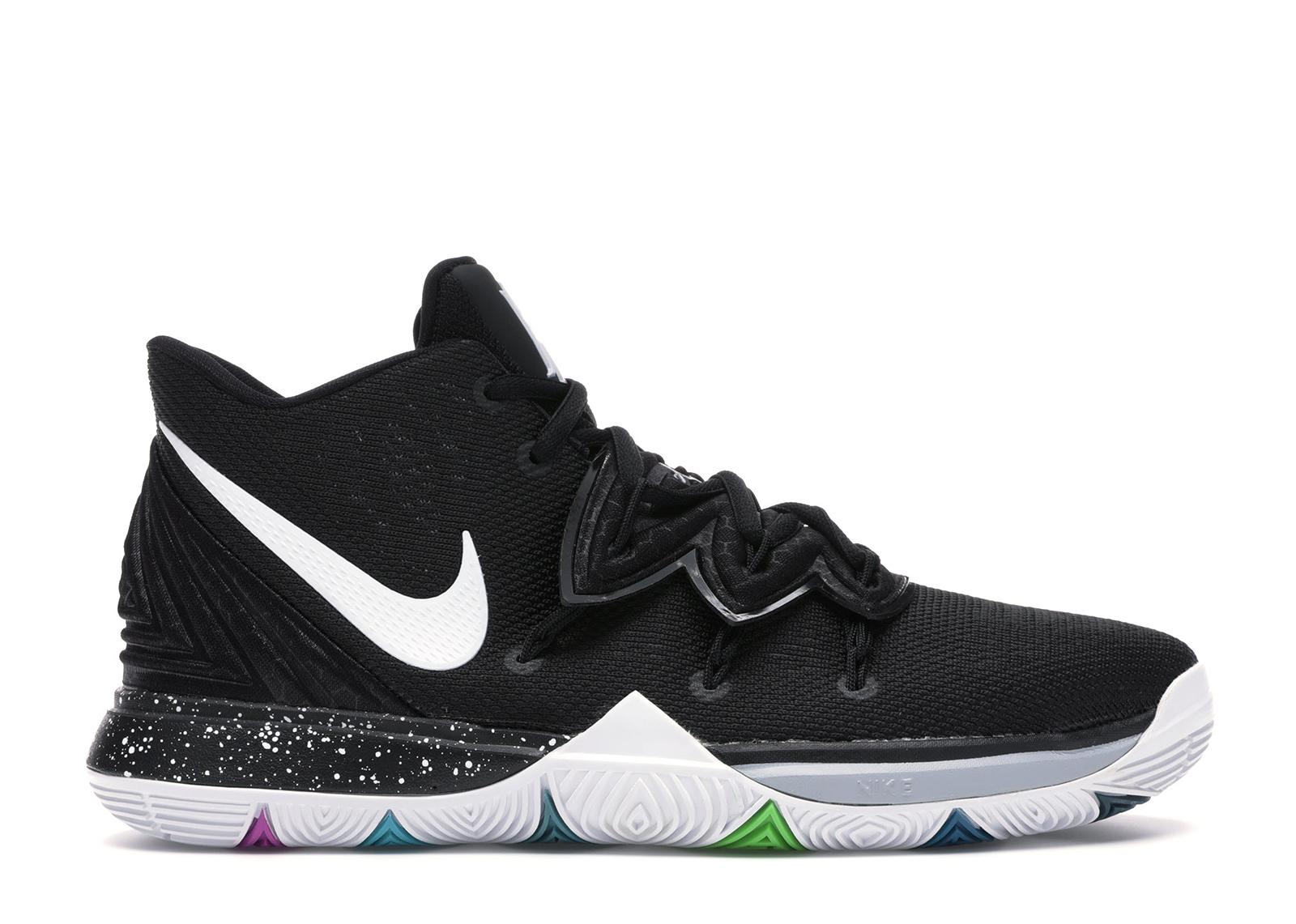 Nike Kyrie 5 Black Magic (GS) - AQ2456-901