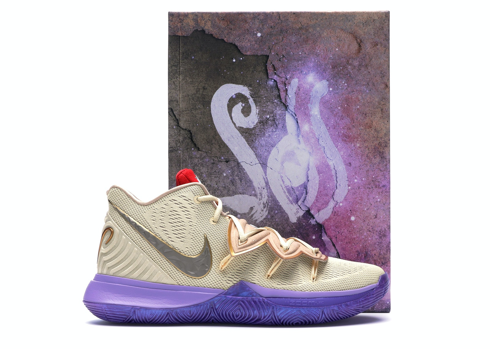 Kyrie 5 Concepts Ikhet (Special Box)