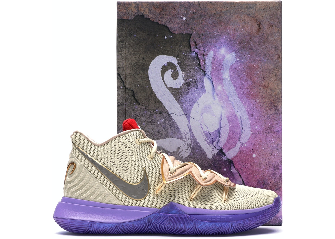169233be50bc Kyrie 5 Concepts Ikhet (Special Box) - CI0295-900