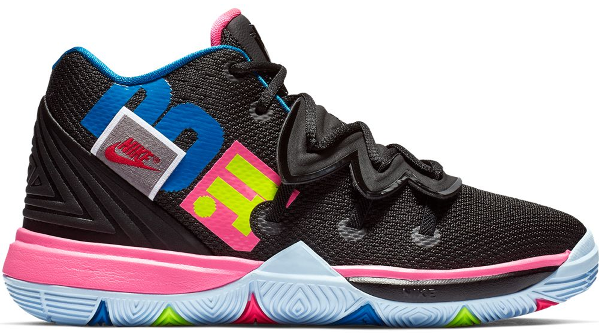 Nike Kyrie 5 Just Do It (PS) - AQ2458-003