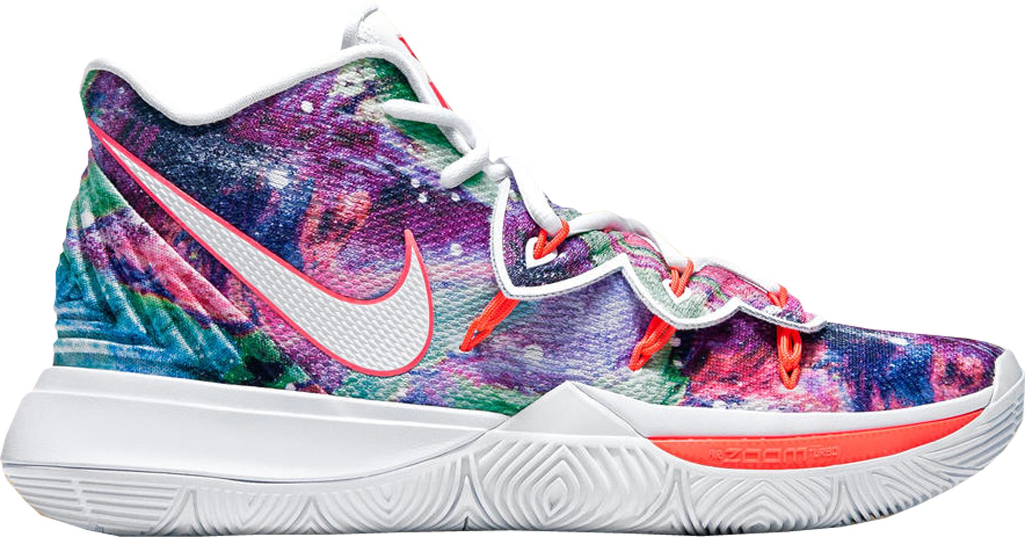 Nike Kyrie 5 Neon Blends PE - Sneakers