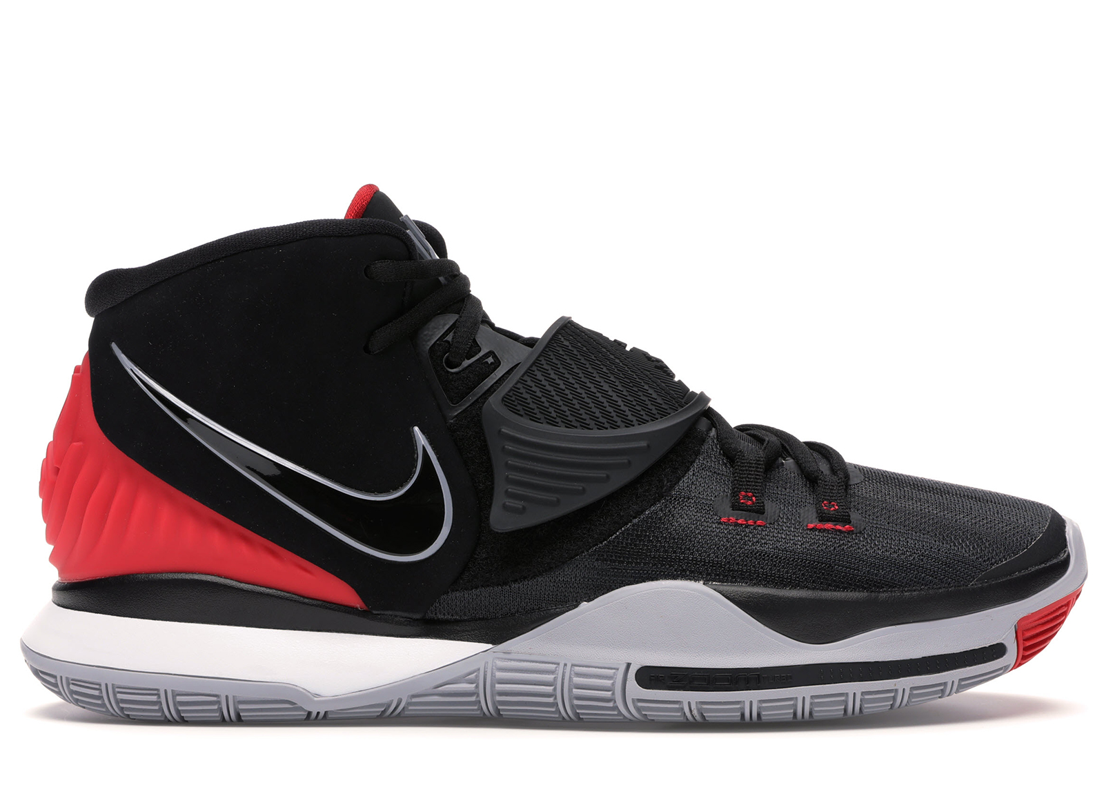 Nike Kyrie 6 Bred - BQ4630-002