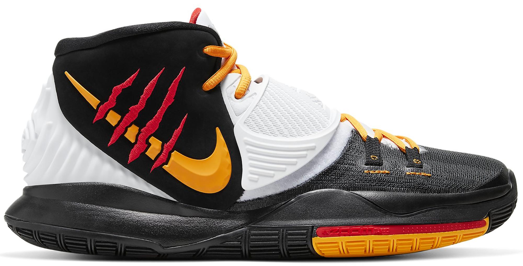 Nike Kyrie 6 Bruce Lee Black - CJ1290-001