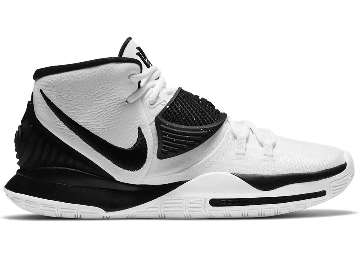 Nike Kyrie 6 Team White Black