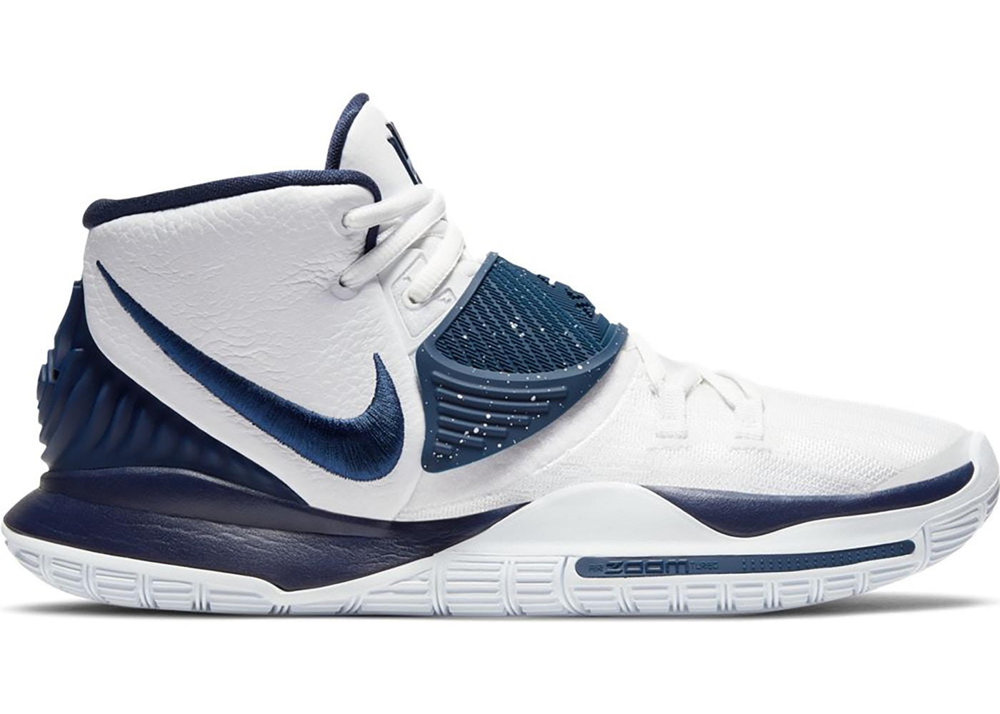 Nike Kyrie 6 Team White Midnight Navy