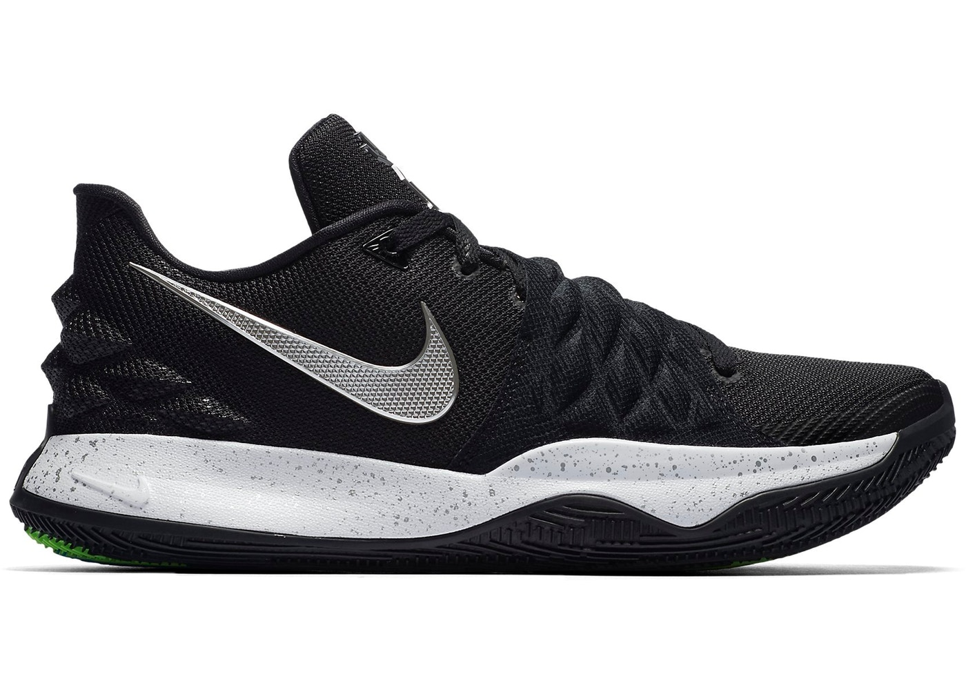 6fc4e18b9305 Sell. or Ask. Size 9. View All Bids. Kyrie Low 1 Black Metallic Silver