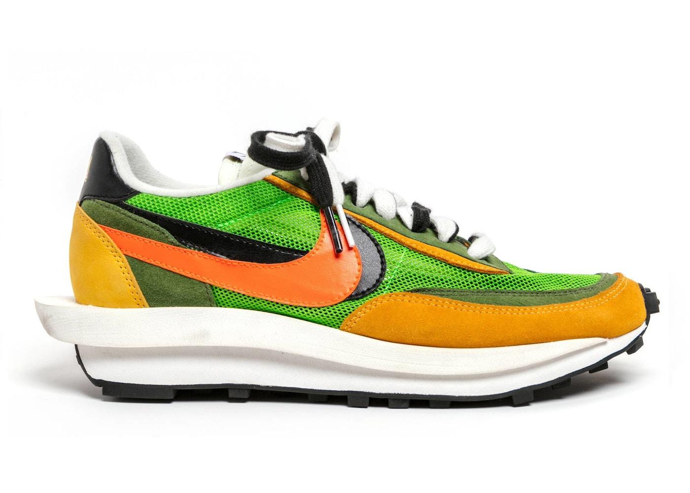 Nike LD Waffle Sacai Green Multi - BV0073-300 347868b3a