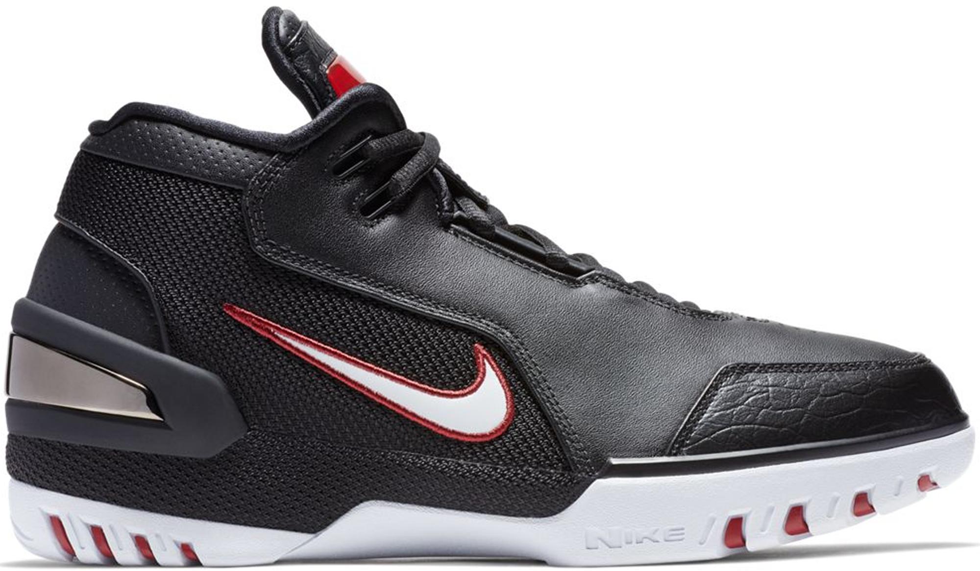 Nike Air Zoom Generation Black White