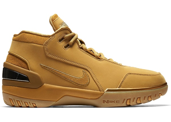 official photos b6f70 7ef20 Air Zoom Generation Wheat Retro