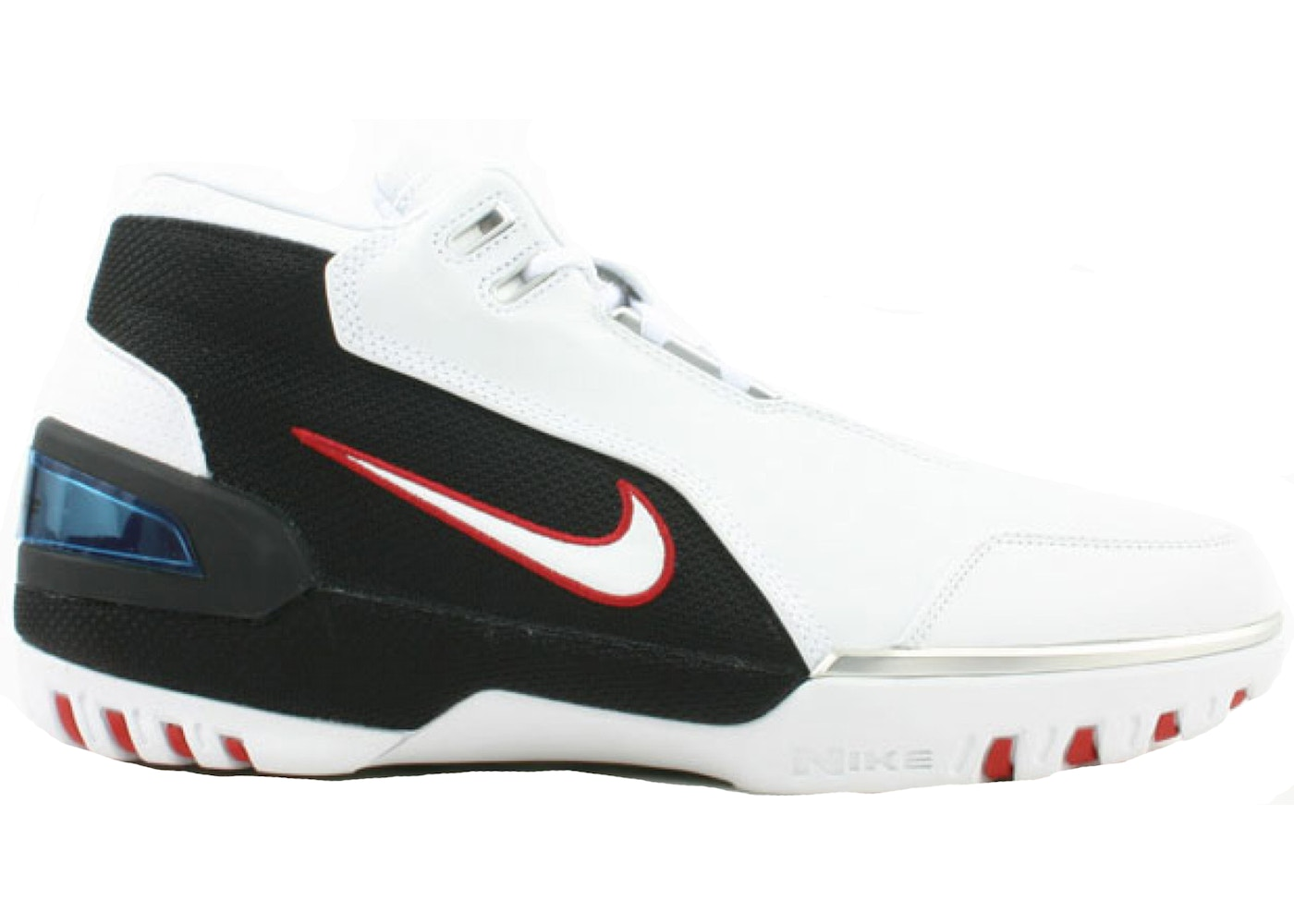 best service 8d0cd e873b Air Zoom Generation White Black Retro - AJ4204-101