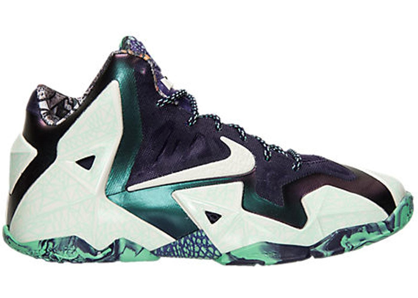 758fe011f87 Nike LeBron 11 Shoes - Average Sale Price