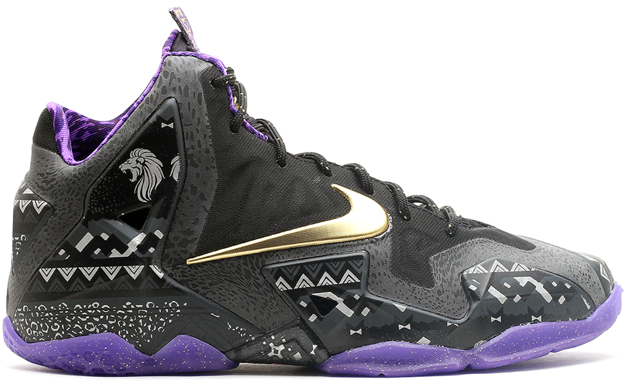 LeBron 11 Black History Month (GS)
