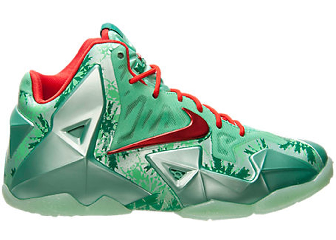 new arrivals fc565 35dbe LeBron 11 Christmas (GS)