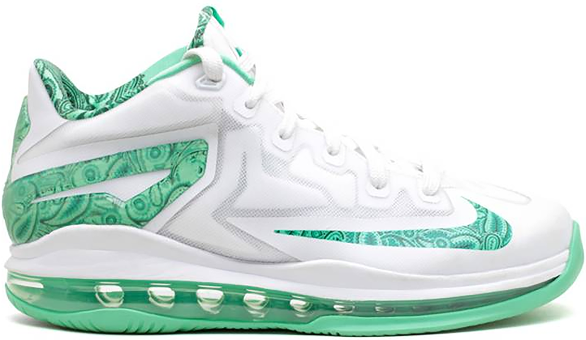 Nike LeBron 11 Low Easter (GS) - 644534-100