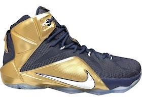 buy popular b3a8c 19bac Buy Nike LeBron 12 Shoes   Deadstock Sneakers