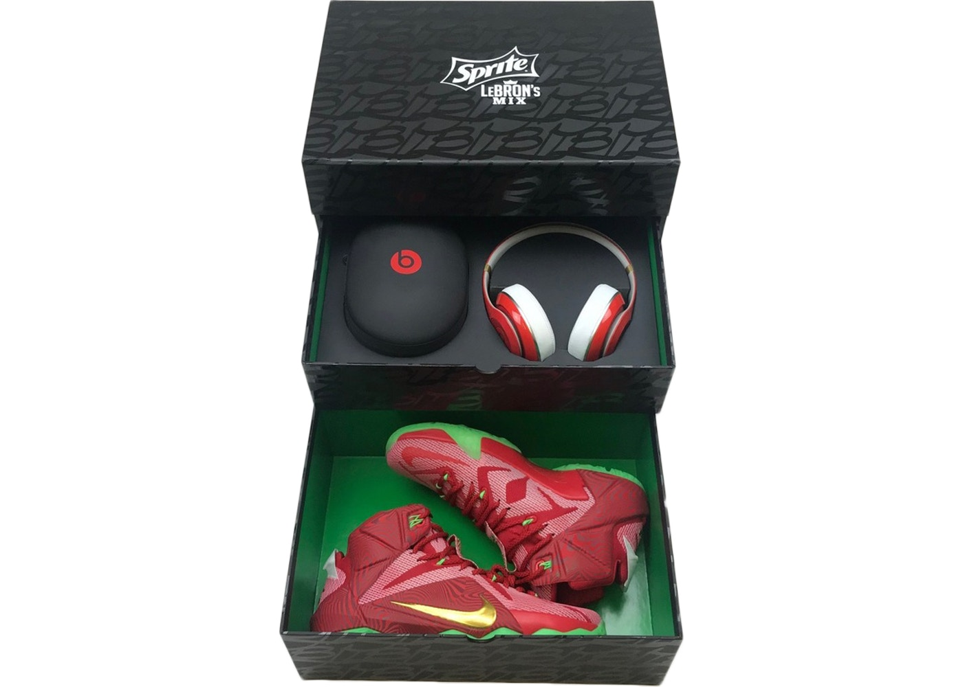 on sale 53b51 baf0b LeBron 12 Sprite Mix (Special Packaging)