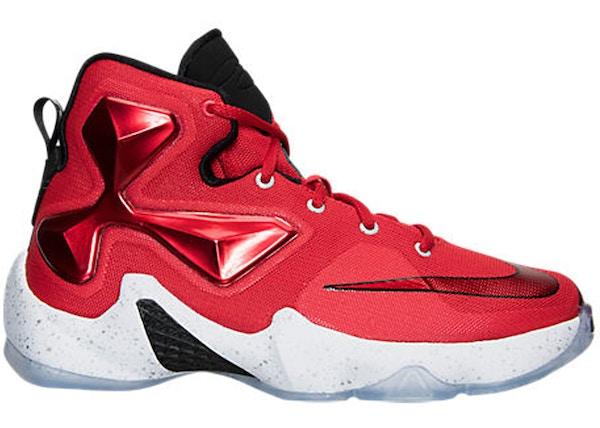 e915691d73932 Buy Nike LeBron 13 Shoes   Deadstock Sneakers