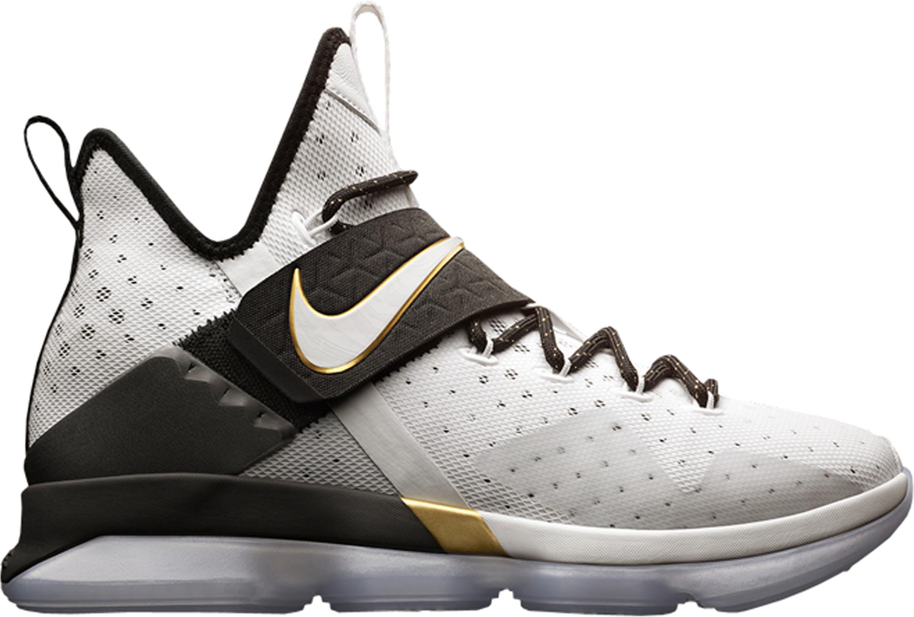 Nike LeBron 14 BHM (2017) - 860634-100