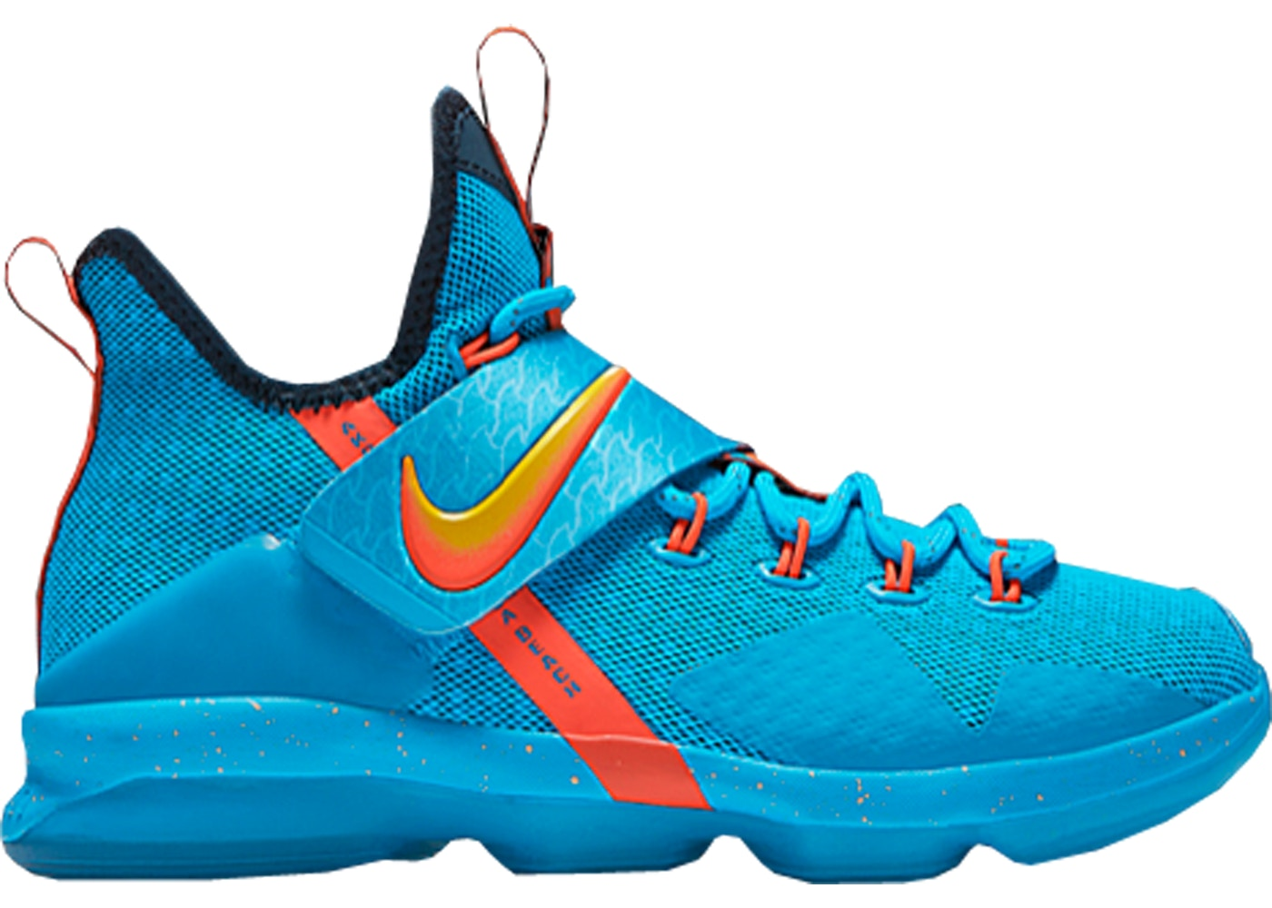 buy online ec036 66722 Nike LeBron 14 Shoes - Average Sale Price