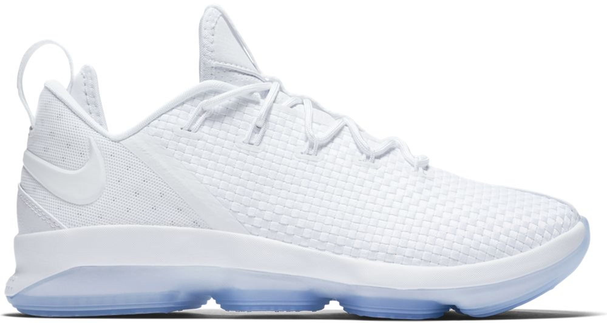 29997531a53f discount nike lebron xiv low ebd43 5d396  new style lebron 14 low white ice  878636 101 fe5b2 ab097