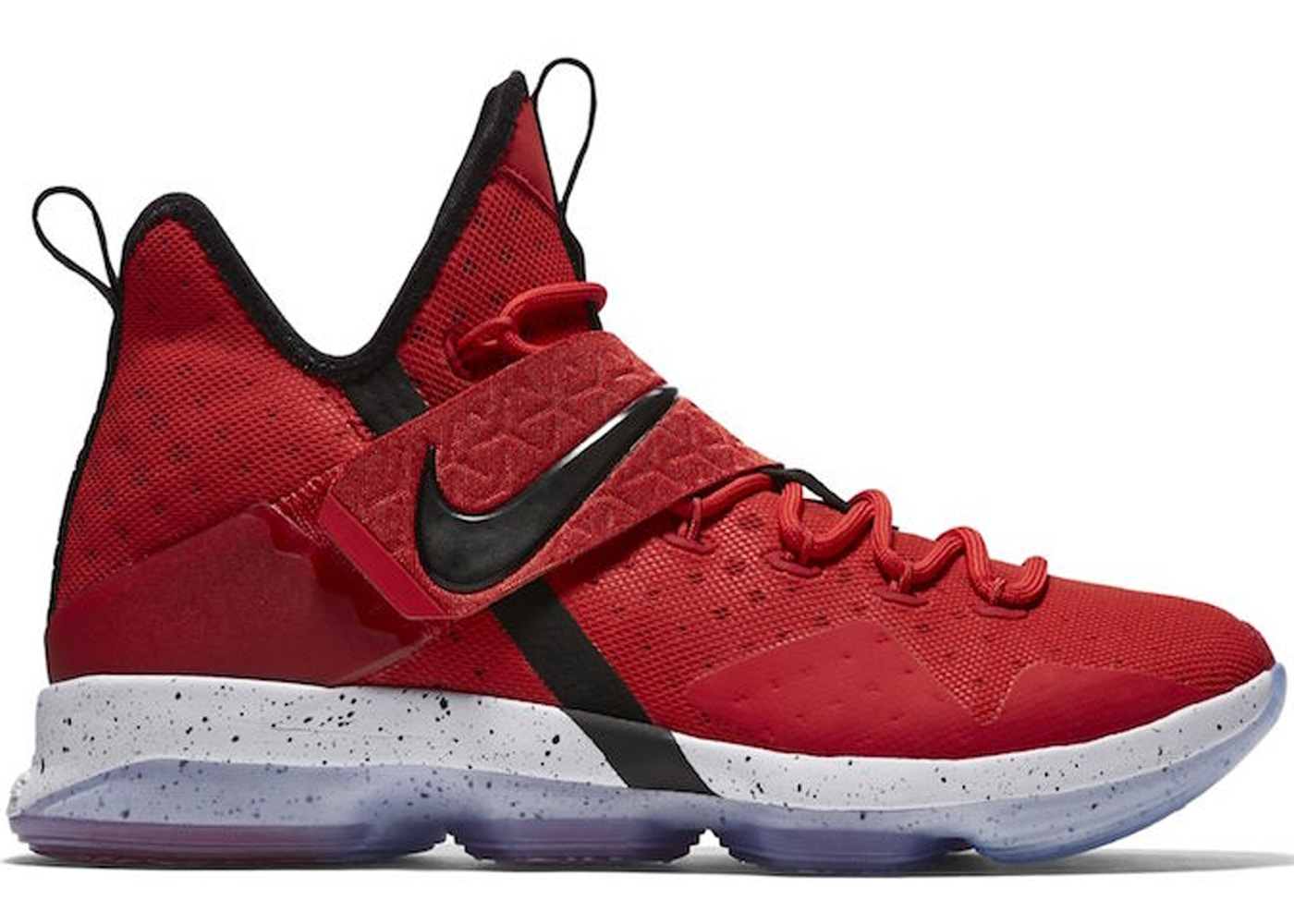 Sell. or Ask. Size  11.5. View All Bids. LeBron 14 University Red 9d073547e1b7