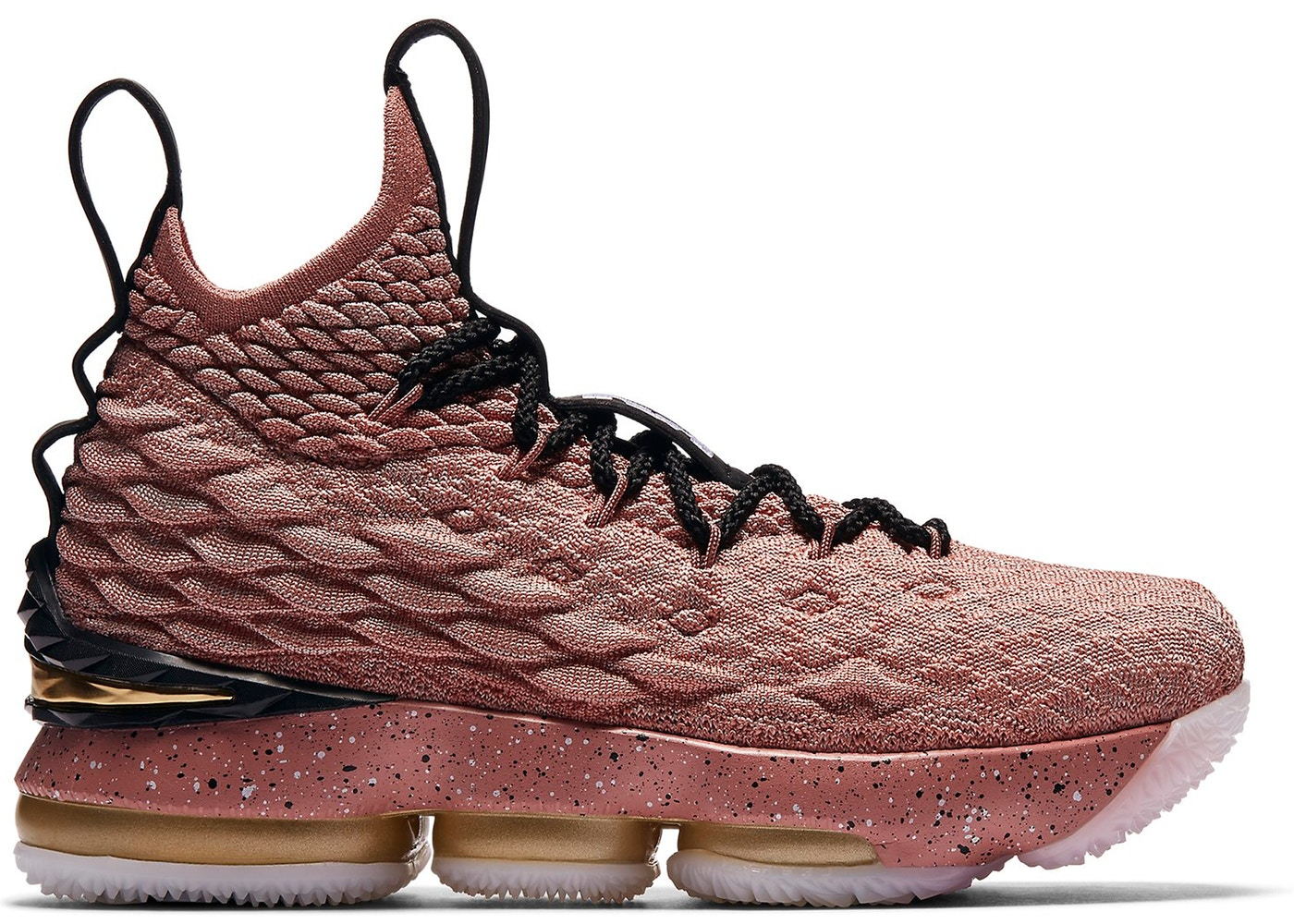 LeBron 15 Rust Pink (GS) - 943762-600 2c801d002a34