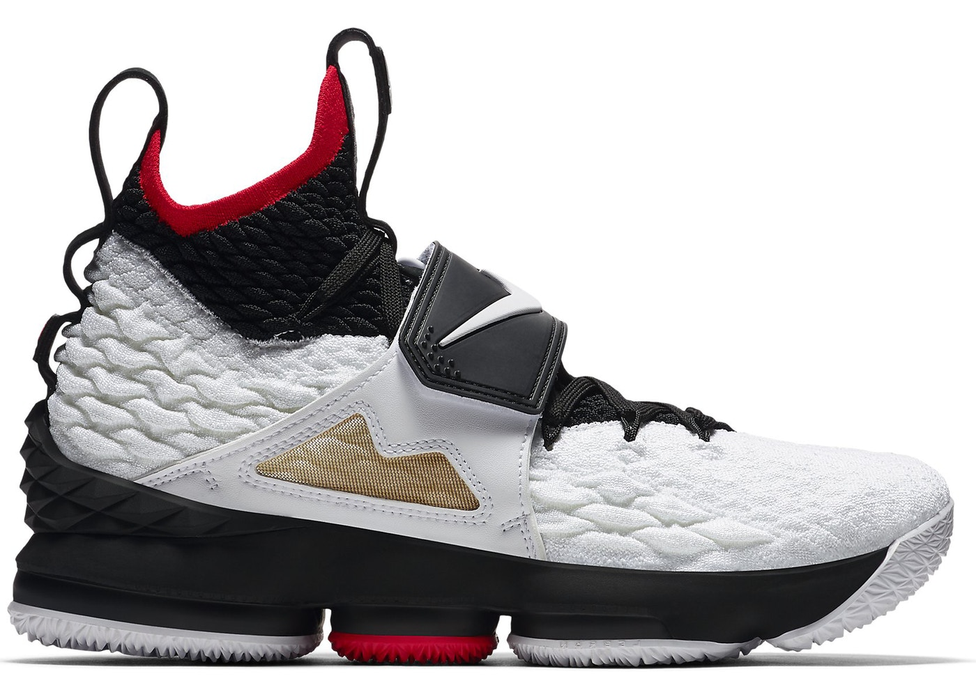 huge selection of fb145 2f136 Nike LeBron 15 Shoes - Average Sale Price