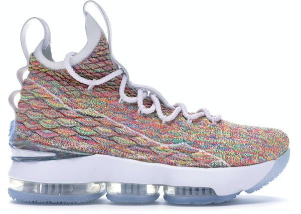 huge selection of e967e a69c9 LeBron 15 Fruity Pebbles (GS)