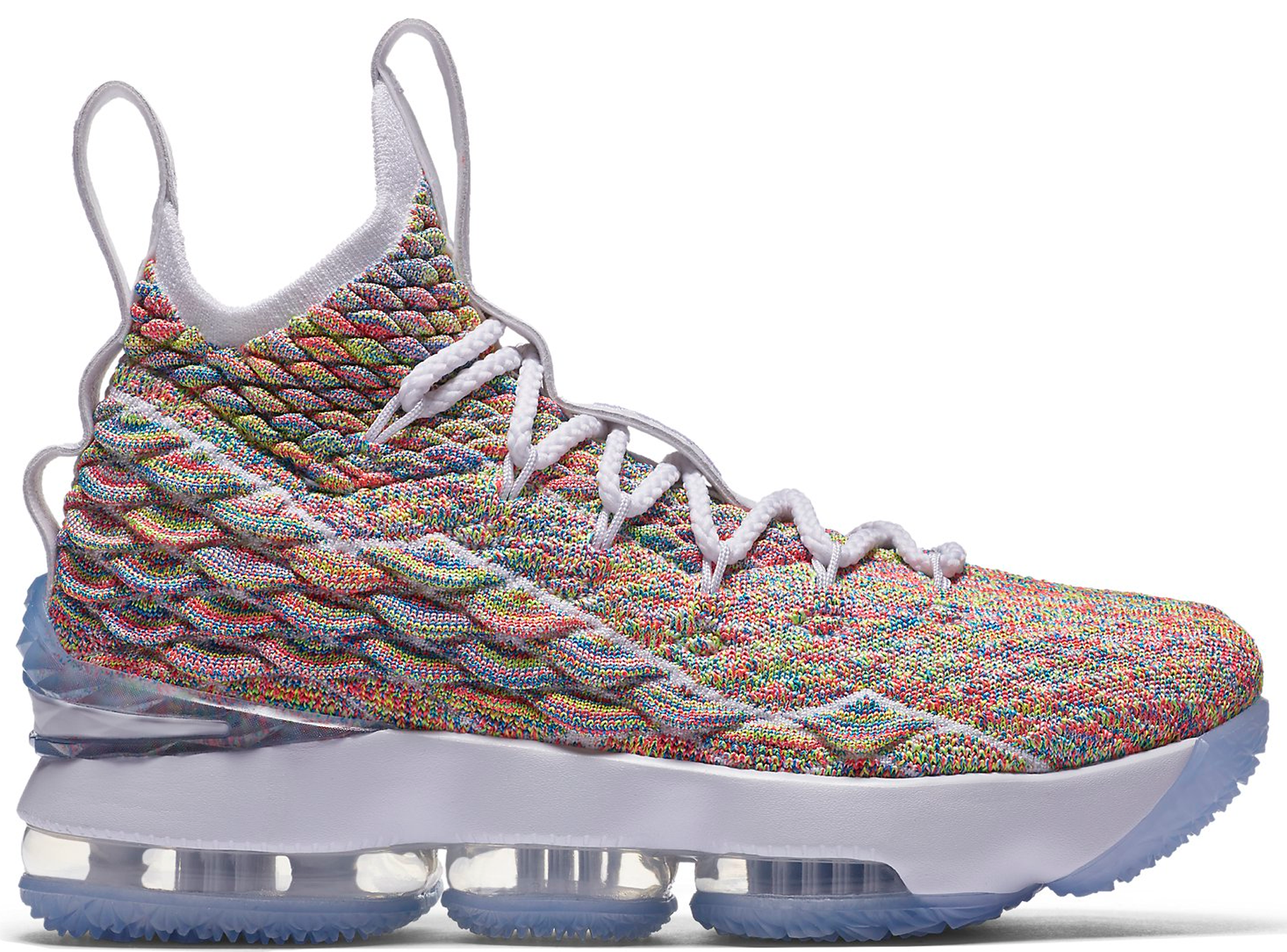 LeBron 15 Fruity Pebbles (GS)