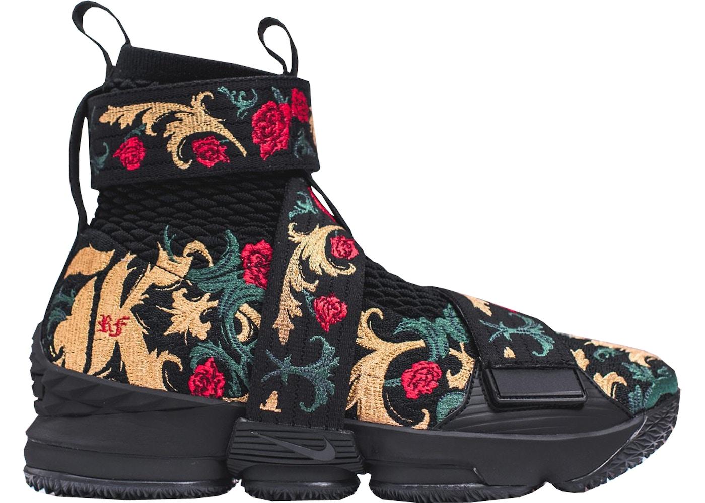 separation shoes 6e3d5 49cde Nike LeBron 15 Shoes - Last Sale