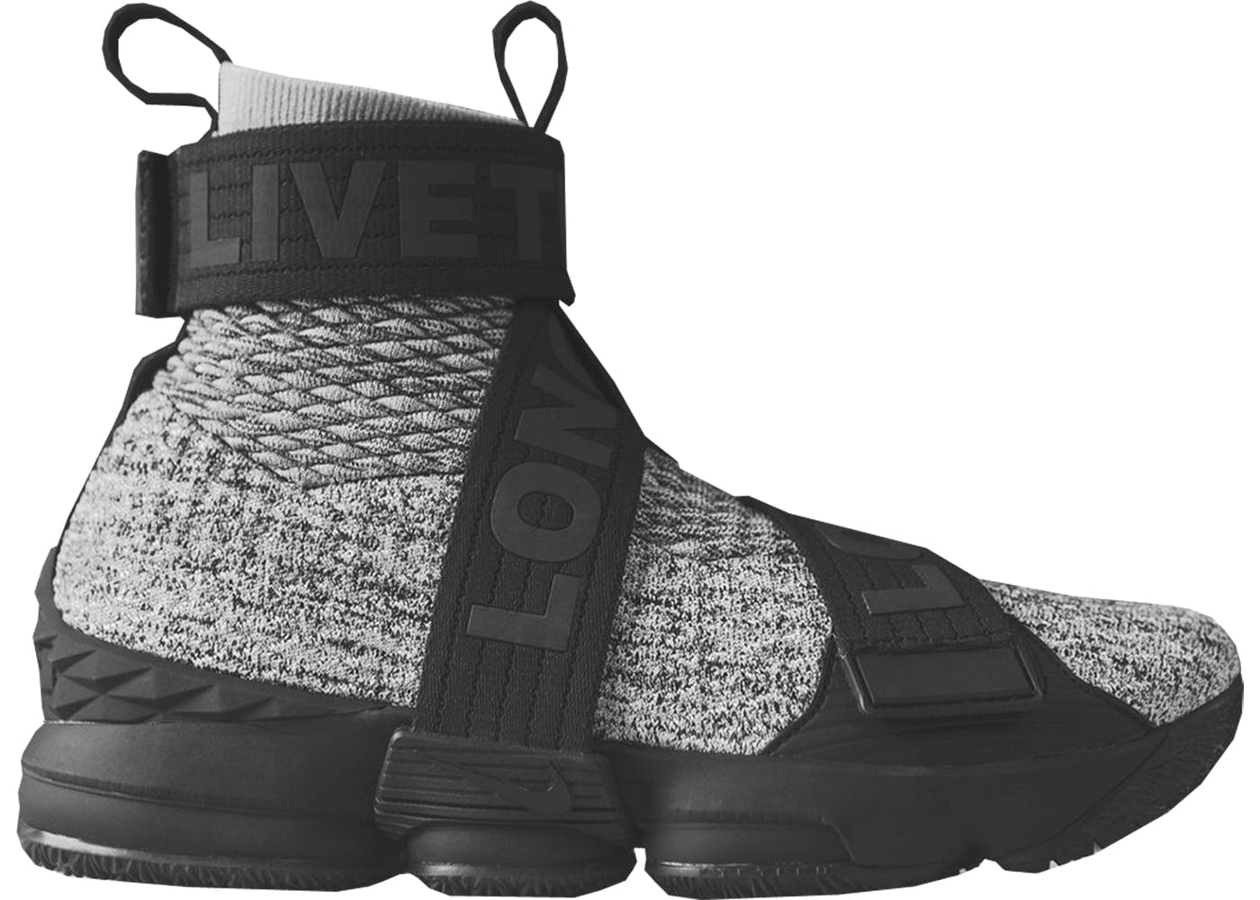 Lebron James Lifestyle Shoes White