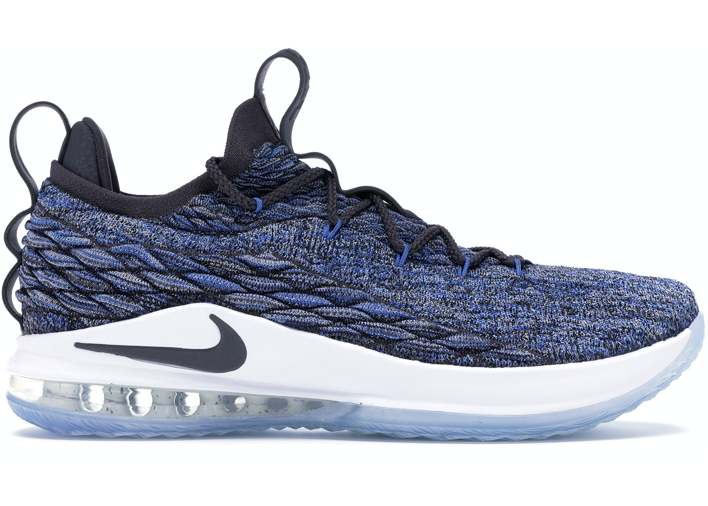 the best attitude a5ca6 4e9d7 LeBron 15 Low Signal Blue