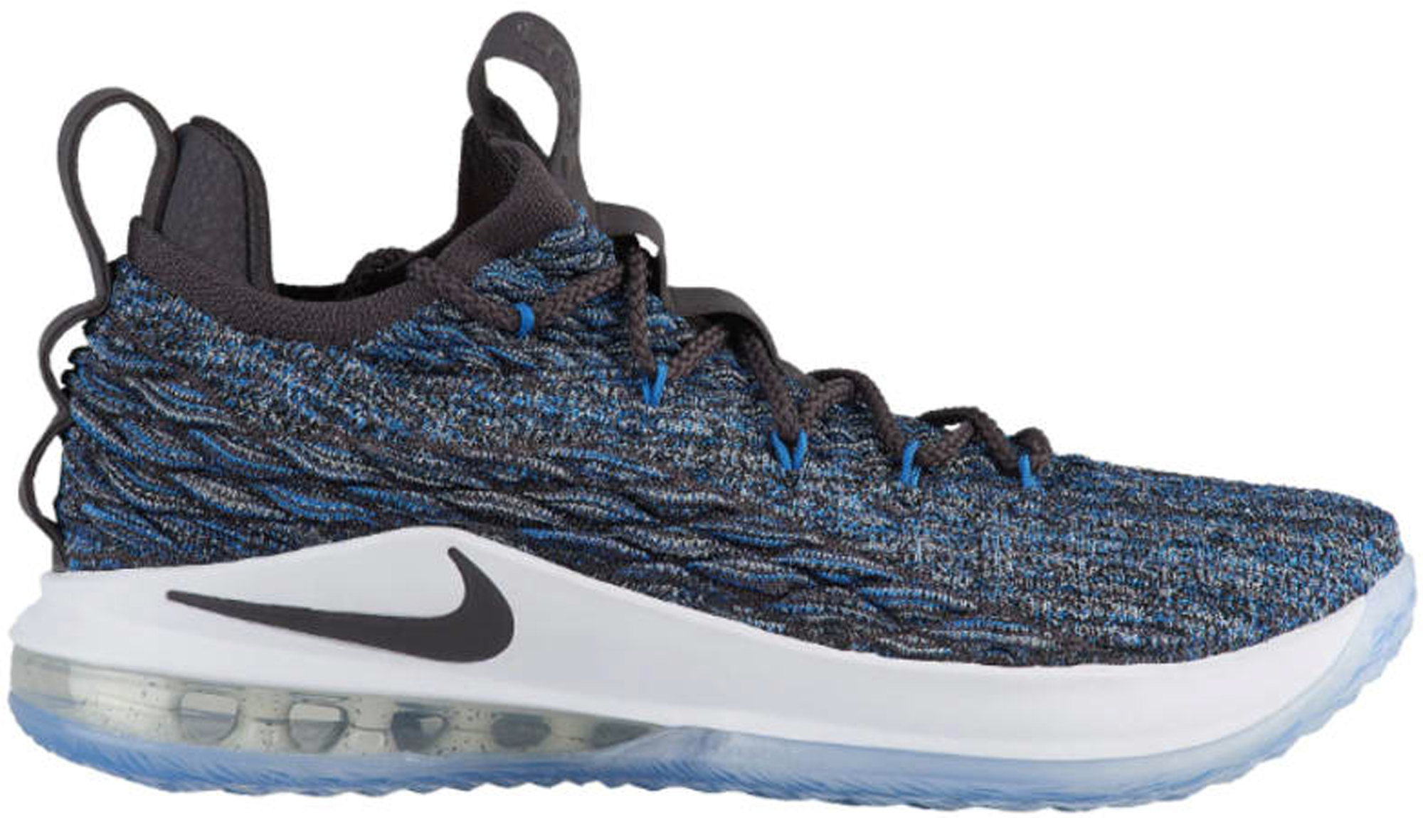 LeBron 15 Low Signal Blue