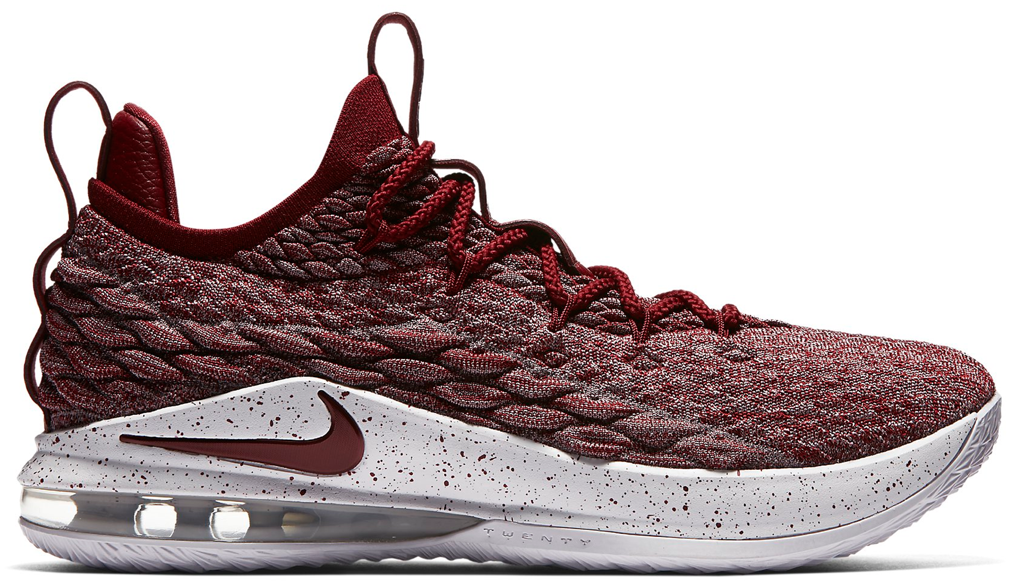 LeBron 15 Low Team Red