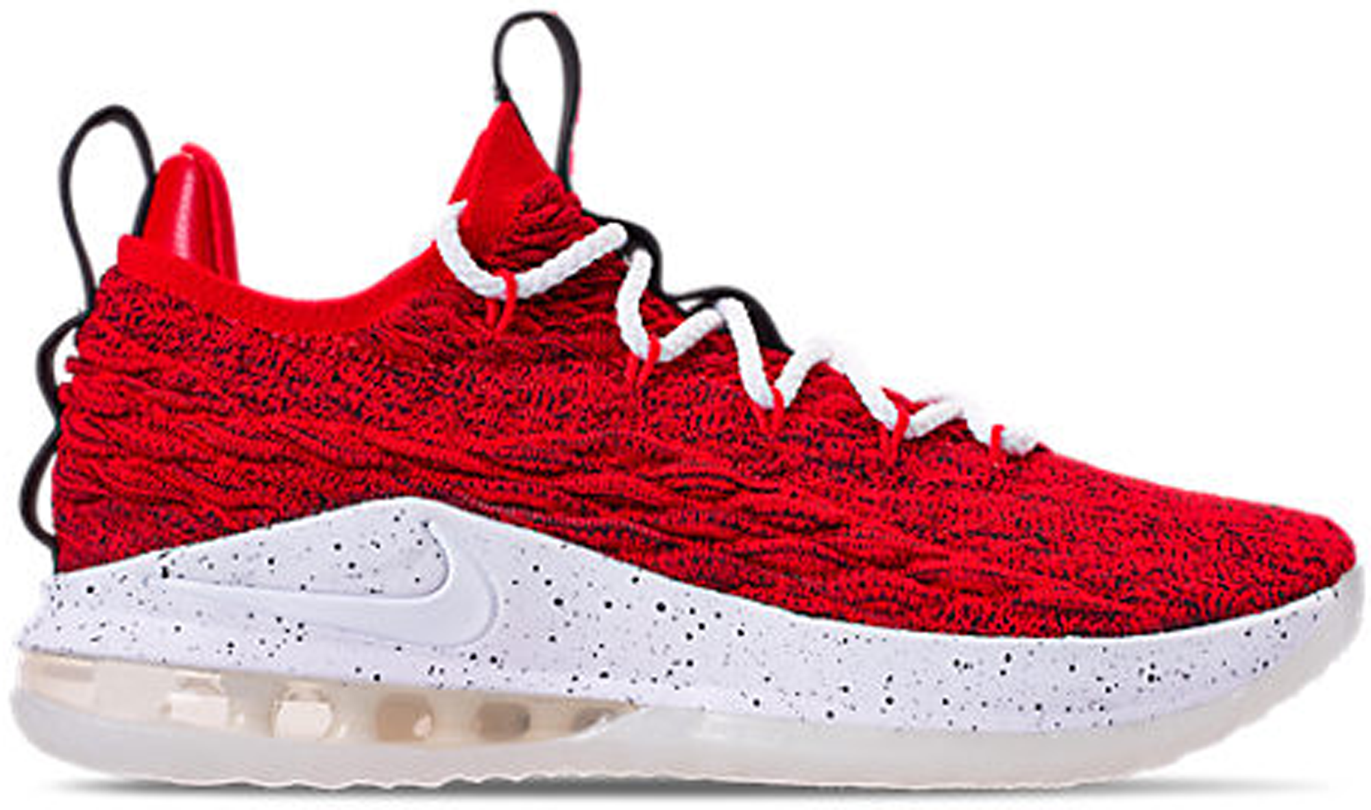 LeBron 15 Low University Red
