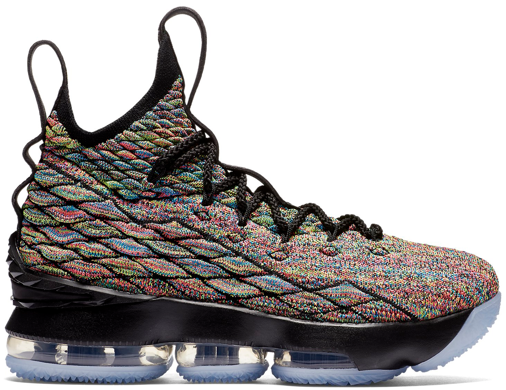 LeBron 15 Multi-Color (GS)