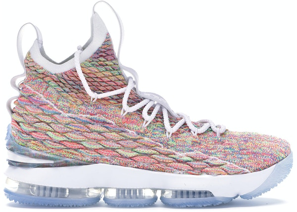 premium selection 5098f 413a5 LeBron 15 Cereal