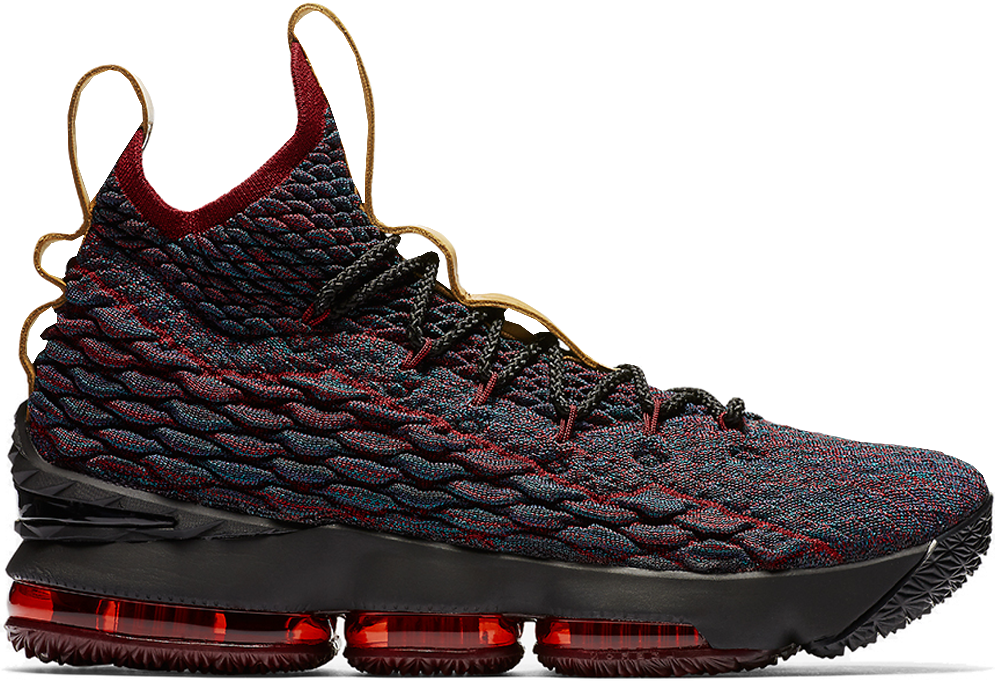 LeBron 15 New Heights