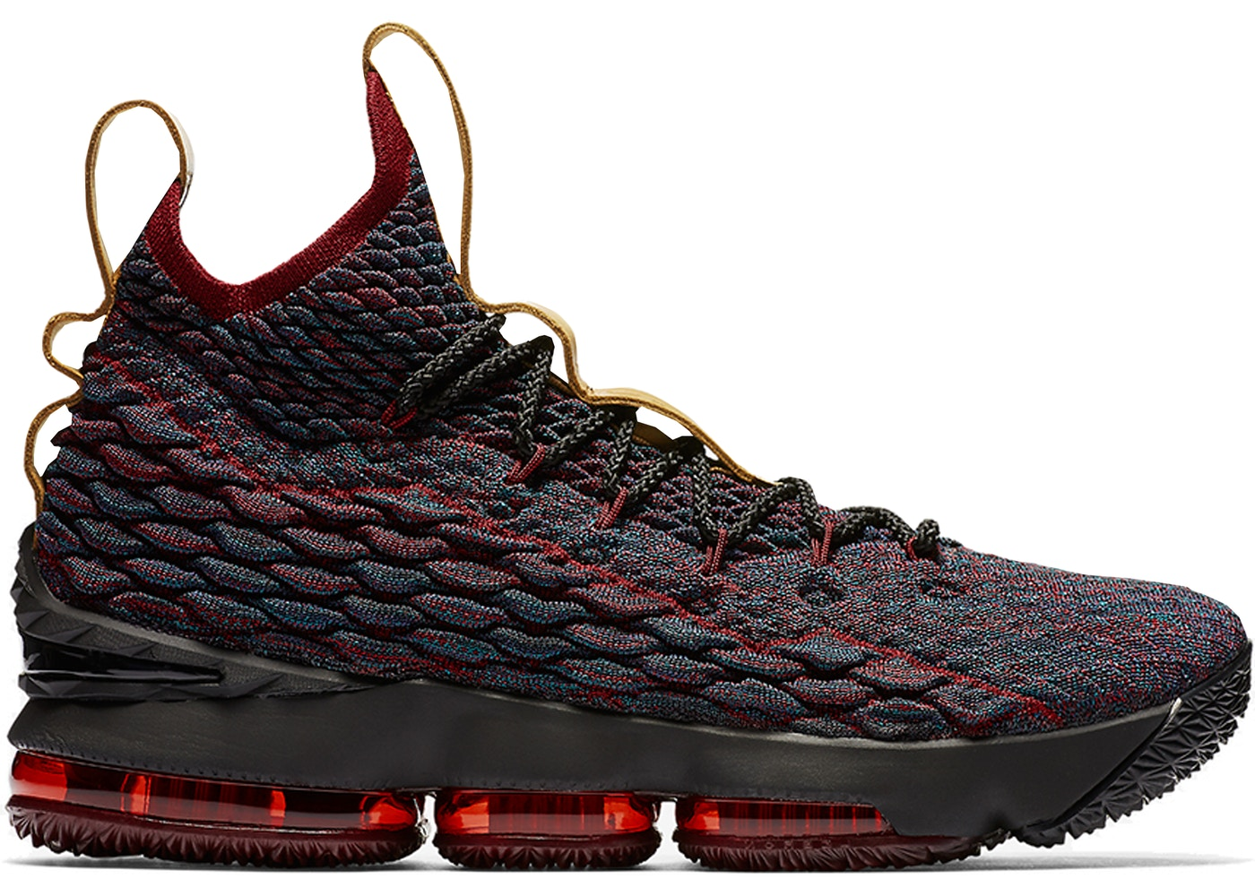 competitive price 62abf e06da LeBron 15 New Heights