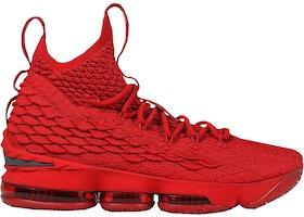 separation shoes 7327f edc35 LeBron 15 Ohio State PE - undefined