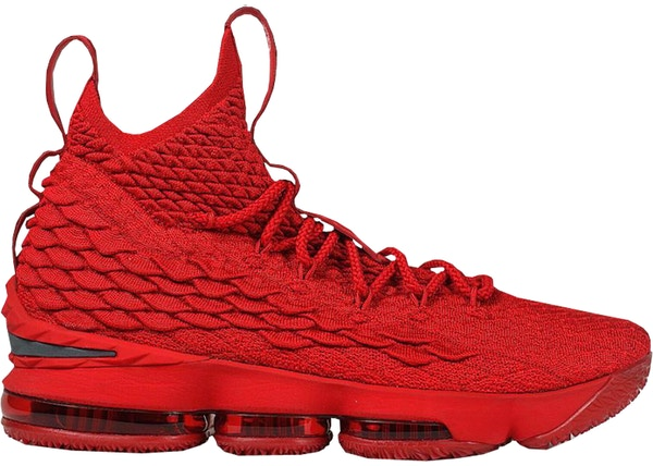 huge selection of 5dbe9 b1afc Nike LeBron 15 Shoes - Average Sale Price