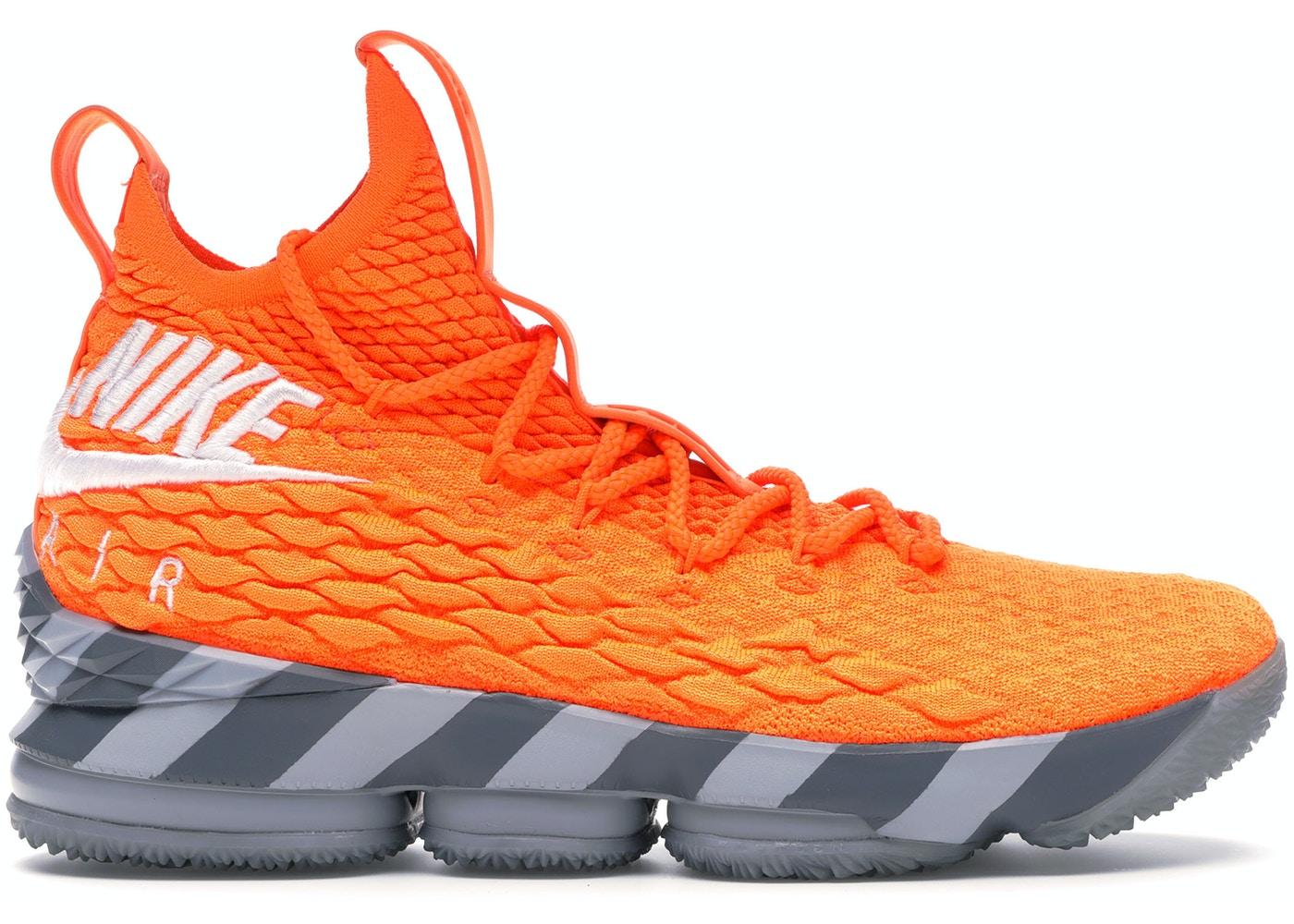 reputable site c6e01 acad3 Nike LeBron 15 Shoes - Total Sold