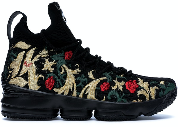89f65dff2a88 LeBron 15 Performance Kith Closing Ceremony