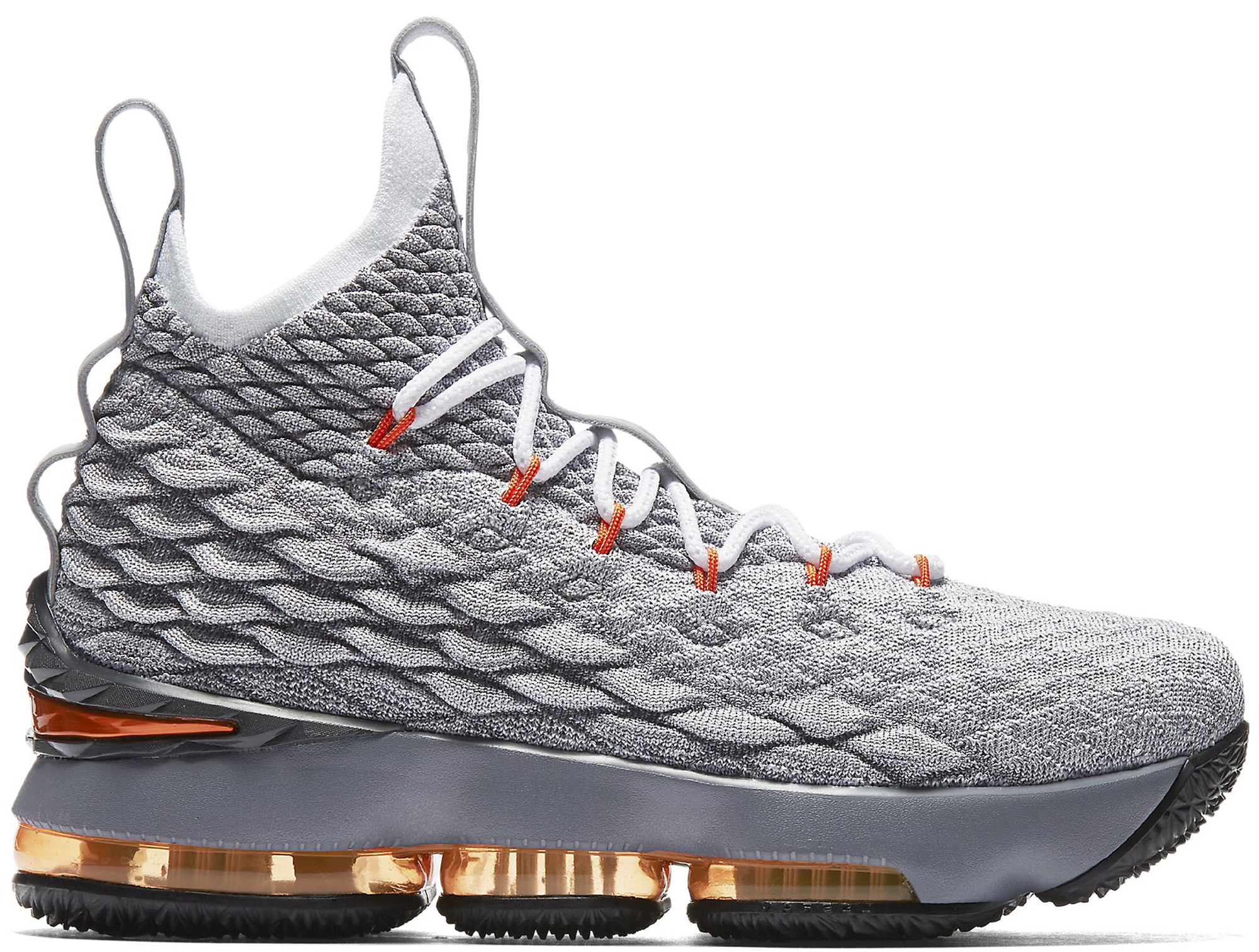 LeBron 15 Safety Orange (GS)